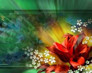 FREE - Floral Print