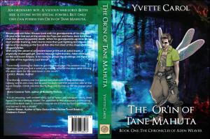Yvette Carol Book Cover