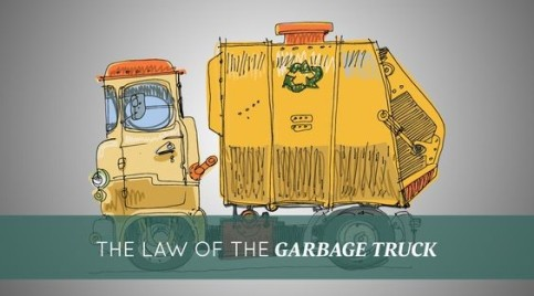 Garbage Truck Law