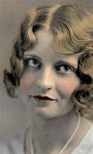 Genevieve Raitinger, age ca. 20 SMALL