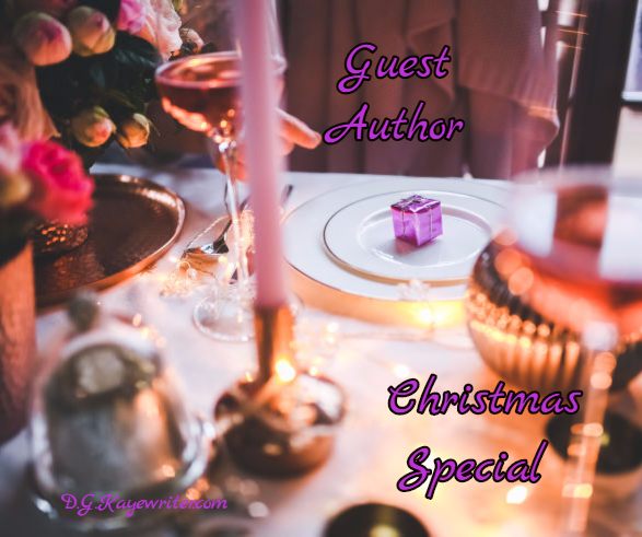 Guest author Sally Cronin, Christmas story special, blogging and promotions, D.G. Kaye