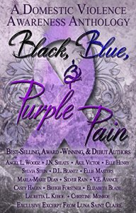 Black, Blue, & Purple Pain