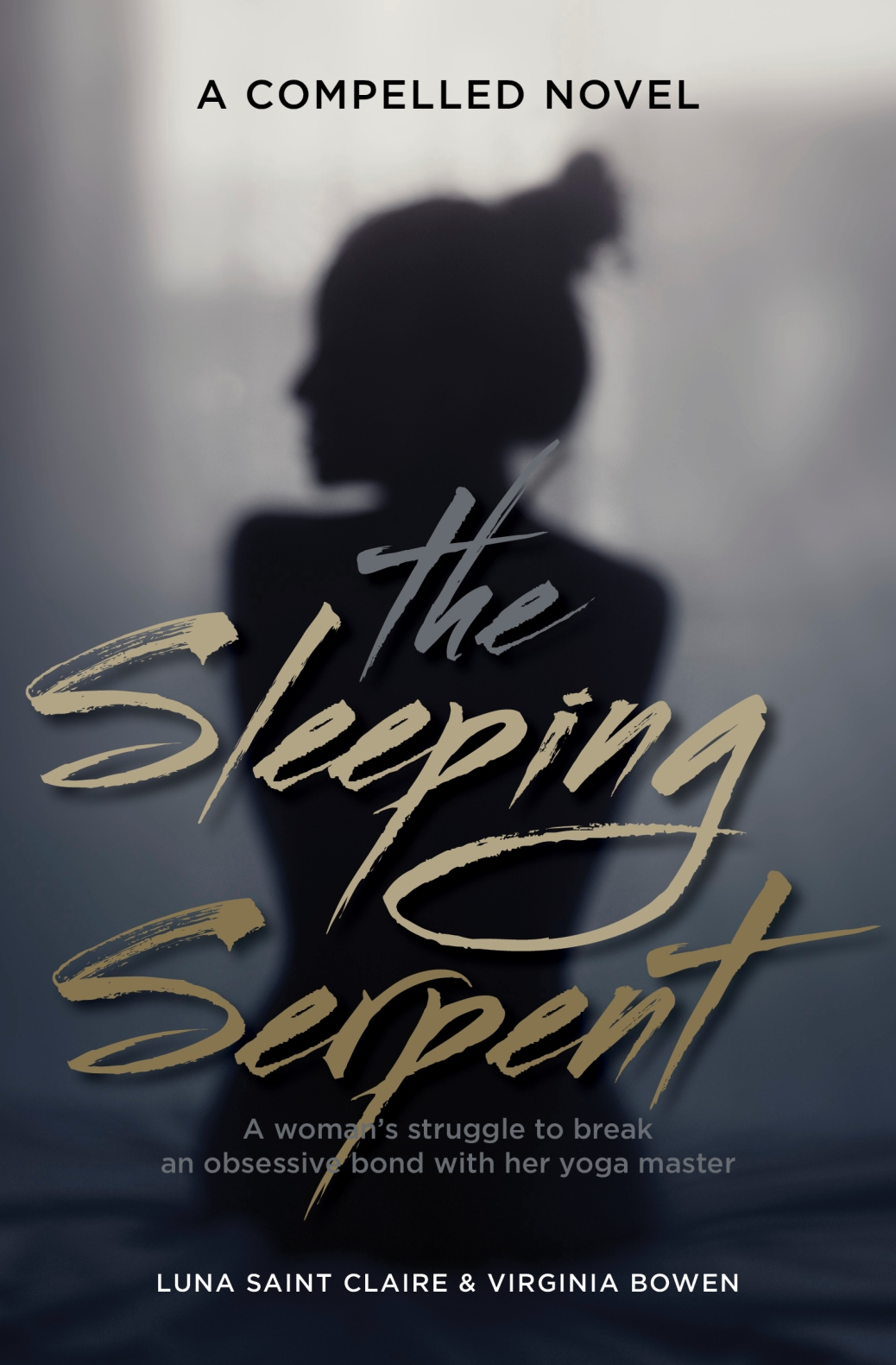 The Sleeping Serpent by Luna Saint Claire