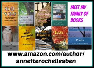 Annette Rochelle Aben's Books