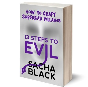 13 Steps to Evil by Sacha Black