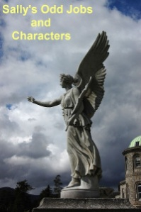 Sally's Odd Jobs and Characters by Sally Cronin
