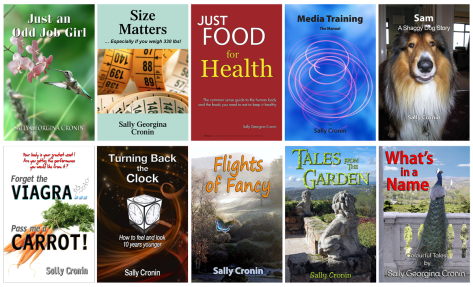 Books by Sally Cronin