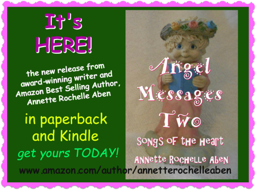 Angel Messages Two by Annette Rochelle Aben