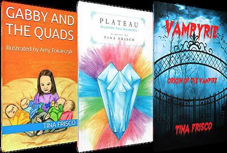 Books by Tina Frisco