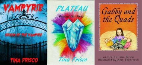 Tina Frisco - Author