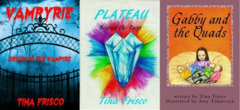 Tina Frisco - Author