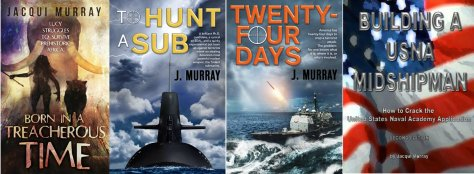 Jacqui Murray Books