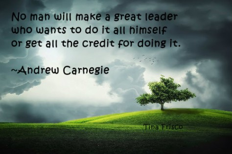 Andrew Carnegie Quote