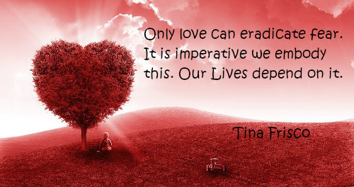 Tina Frisco Quote